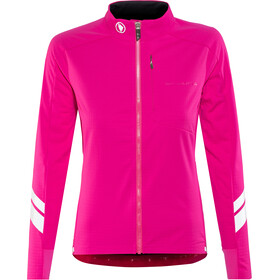 Endura Windchill Chaqueta Mujer, cherry red